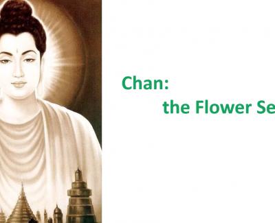 Chan, the Flower Sermon